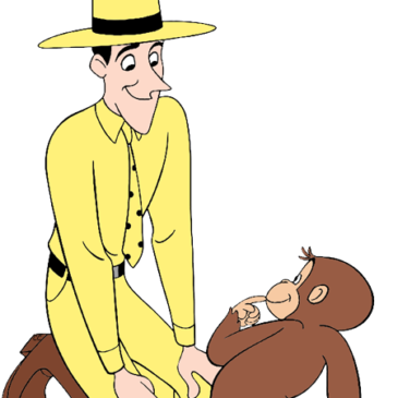 The Man with the Yellow Hat