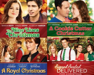 Hallmark Christmas Movie Withdrawal - Robert Glover, Author