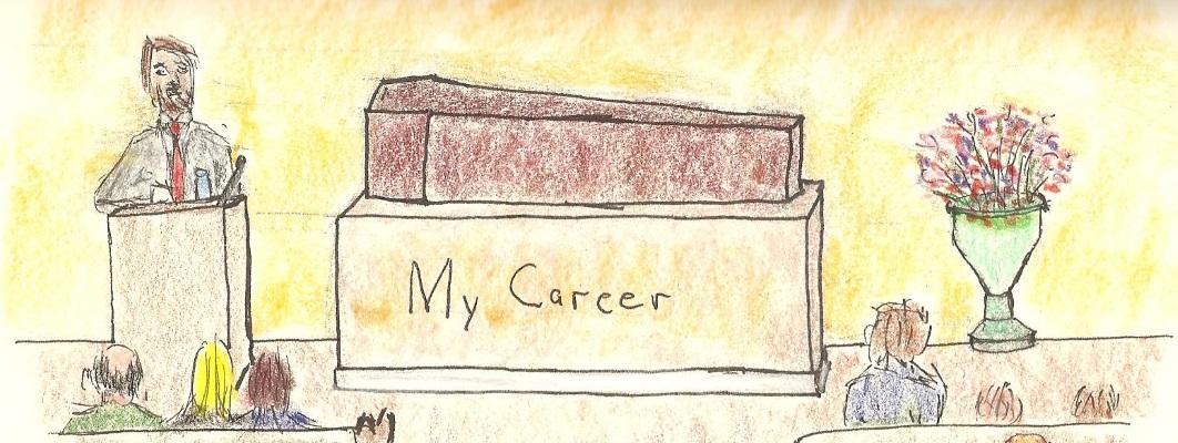 Career in a Casket