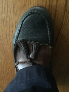 Tail-Walkers: Make Sure You Wear Shoes with Laces