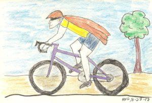 Pedal-boy Rides Again