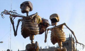 Día de los Muertos, the Day of the Dead Celebration