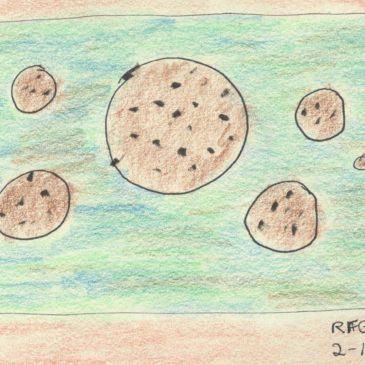My Hallmark Life – Part III (the Christmas Cookie Bake-Off)