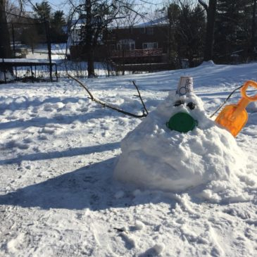 My Hallmark Life – Part II (the Snowball Fight)